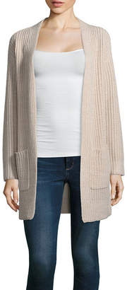 A.N.A Long Sleeve Open Neck Cardigan