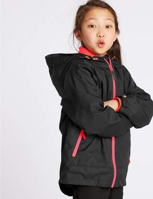 Marks and Spencer Hooded Jacket with Stormwear (3-16 Years)