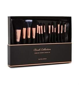David Jones Beauty 14 Premium Cosmetic Brush Set