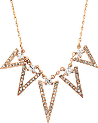 Swarovski Funk 18K Rose Gold Plated Necklace