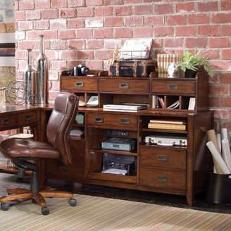 Hooker Furniture Danforth Open Credenza Desk