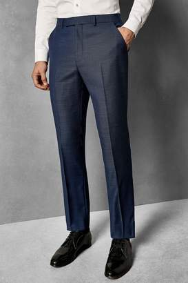 215c807fff79b Next Mens Ted Baker Blue Triogot Sterling Birdseye Suit Trouser