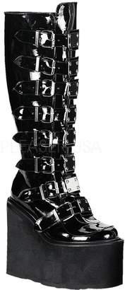 Pleaser USA Women's Swing-815 Knee-High Boot