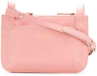 Longchamp small zipped shoulder bag