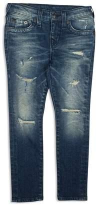 True Religion Boys' Rocco Skinny Jeans - Little Kid, Big Kid