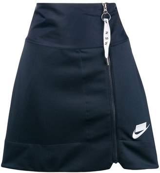 Nike A-line zipped skirt