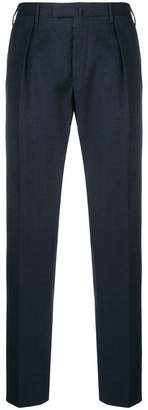 Incotex pleated tailored trousers