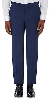 Barneys New York Burberry X Men's Wool-Mohair Tuxedo Trousers