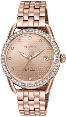DRIVE FROM CITIZEN ECO-DRIVE Drive from Citizen Womens Bracelet Watch-Fe6113-57x
