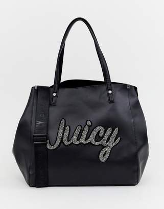 Juicy Couture soft tote bag