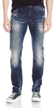 Buffalo David Bitton Men's Ash Skinny Fit Fashion Jean Wash