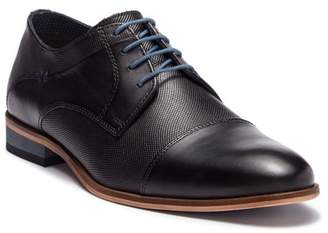 MODERN FICTION Adamson Perforated Cap-Toe Oxford