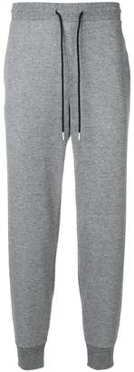Theory slim fit track pants