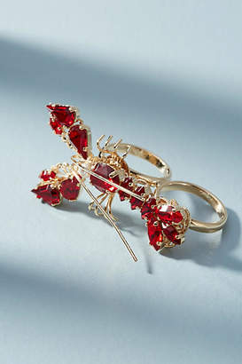 Anton Heunis Lobster Dinner Ring