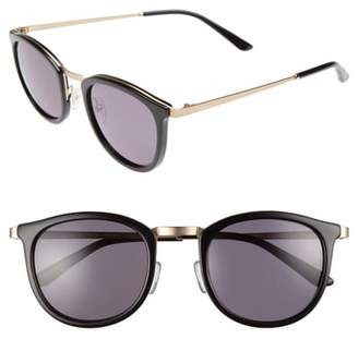 SMOKE X MIRRORS Shout 49mm Retro Sunglasses