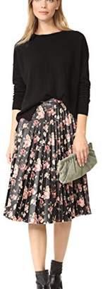BB Dakota Vegan Leather Skirt