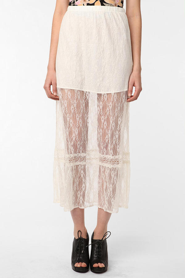 Urban Outfitters Reformed by The Reformation Blanche Skirt
