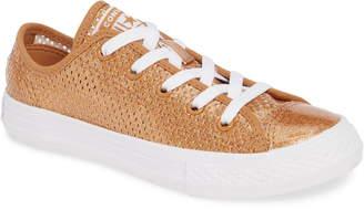 Converse Chuck Taylor® All Star® Glitter Mesh Low Top Sneaker