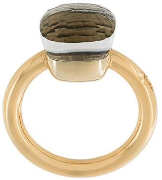 Pomellato topaz stone ring