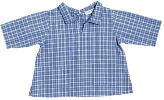 Plaid Cotton Garza Shirt