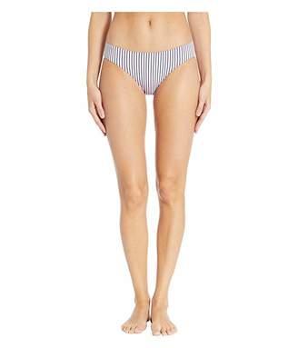 Splendid Thin Blue Line Reversible Retro Swim Pant