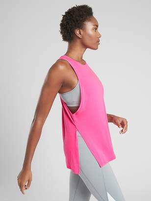 5d200090cac2b Bright Pink Tank Top - ShopStyle Canada