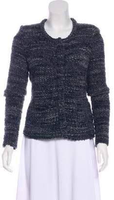 IRO Wool-Blend Knit Jacket