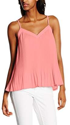 New Look Women's Pleated Cami Tops
