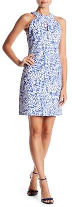 Vince Camuto Patterned Tank Dress