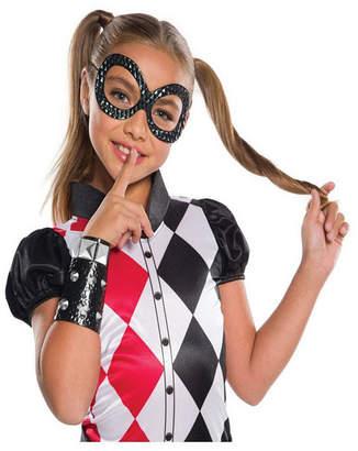 BuySeasons Harley Quinn Girls Costume Accessory Kit
