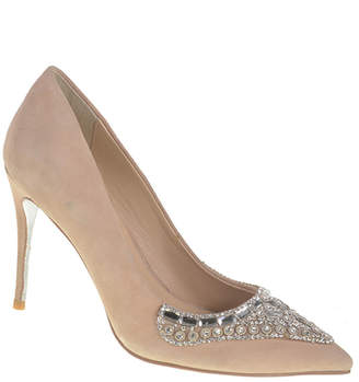 Kristin Cavallari Chinese Laundry by Designed By Chinese Laundry Dani Suede Pump