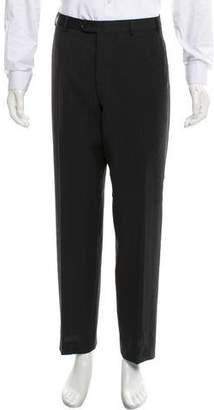 Armani Collezioni Wool Dress Pants