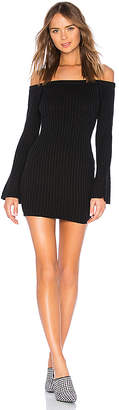 House Of Harlow x REVOLVE Dove Sweater Dress