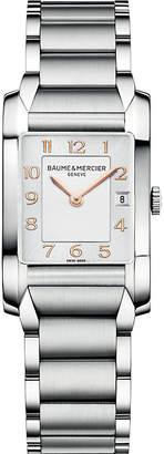 Baume & Mercier M0A10049 Hampton stainless steel watch