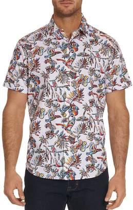 Robert Graham Triggerfish Regular Fit Button-Down Shirt - 100% Exclusive