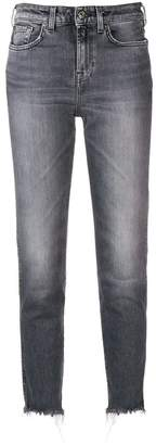 7 For All Mankind light-wash skinny jeans