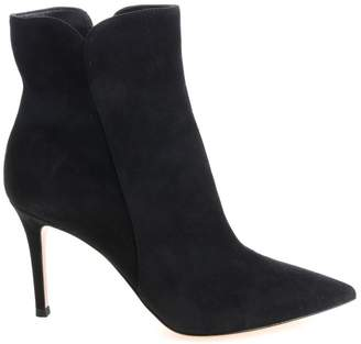 Gianvito Rossi Levy Ankle Boots