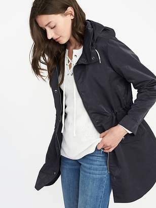 Old Navy Hooded Utility Anorak for Women