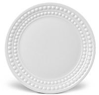 Perlee White Bread & Butter Plate