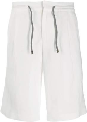 Brunello Cucinelli drawstring shorts