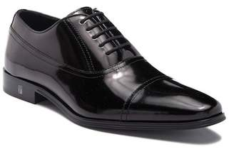 Versace Cap Toe Lace Up Shoe