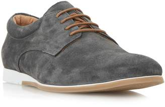 Dune MENS BOURNE - Wedge Sole Lace Up Shoe