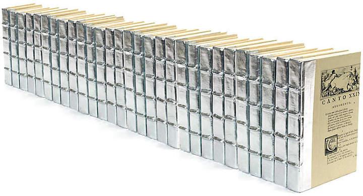 3' Metallic Designer Books