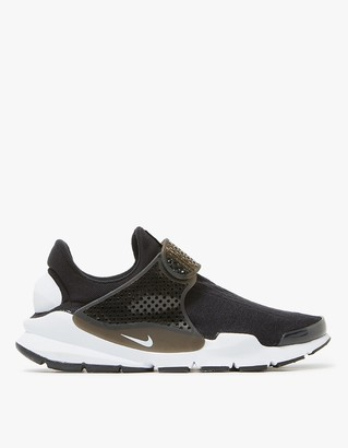 Sock Dart in Black/White $130 thestylecure.com