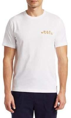 Madison Supply Mad World Graphic T-Shirt