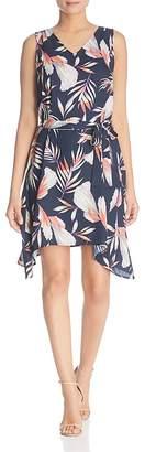 Vero Moda Maharete Printed Flutter Dress