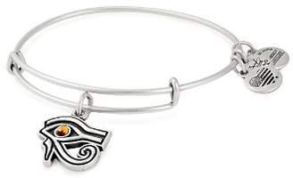 Alex and Ani Eye of Horus Expandable Wire Bangle Bracelet