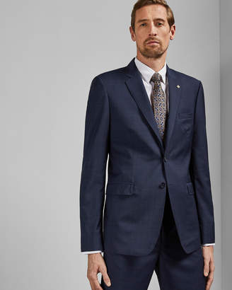 7edf8c465619 Ted Baker WASDJTT Tall debonair wool checked jacket
