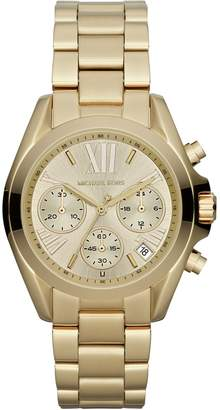 Michael Kors 'Bradshaw - Mini' Chronograph Bracelet Watch, 36mm