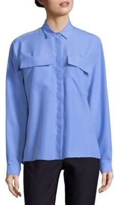 MSGM Classic Button-Down Shirt